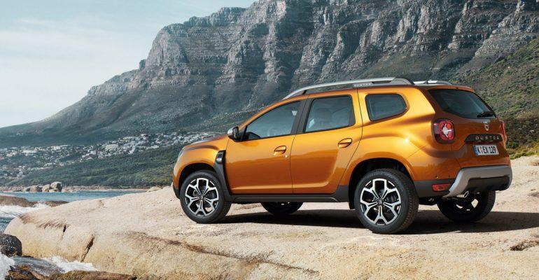 Duster gewinnt SUV-Vergleichstest gegen Suzuki SX4