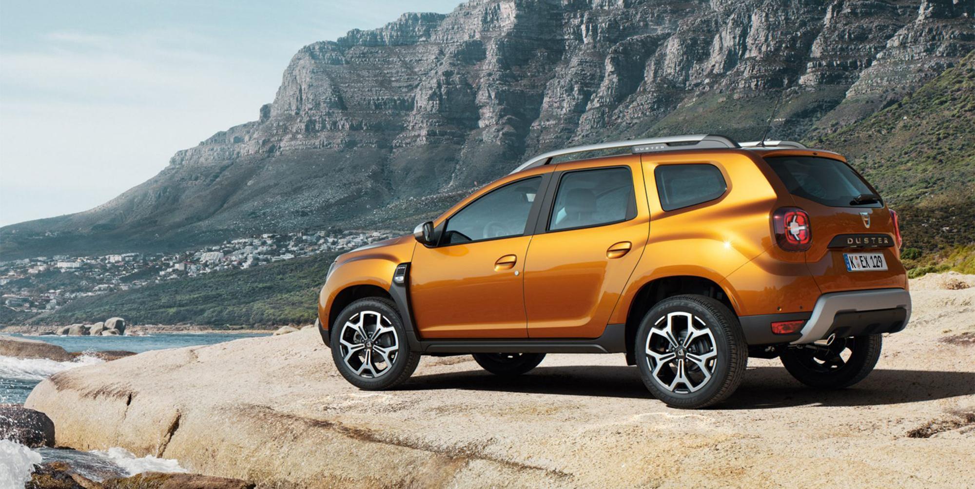 Dacia ist Marktführer bei LPG-Antrieben