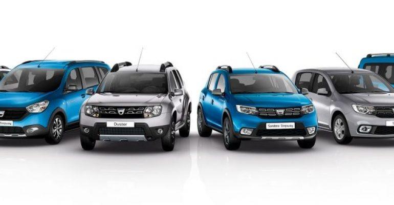 Dacia hat die Restwertriesen 2017