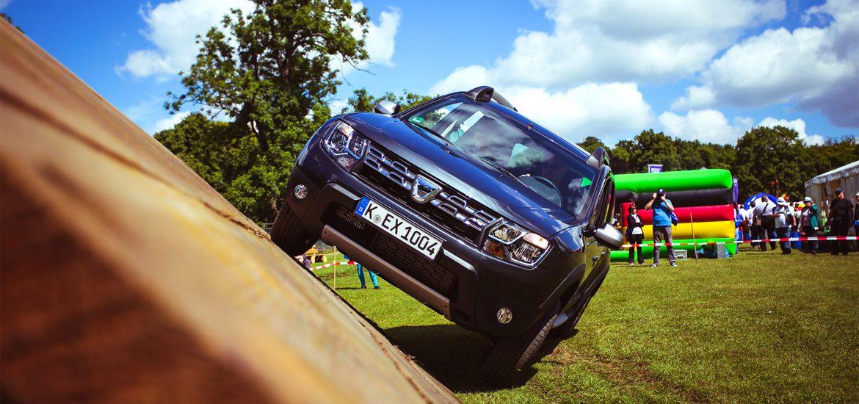 Das große Dacia Picknick