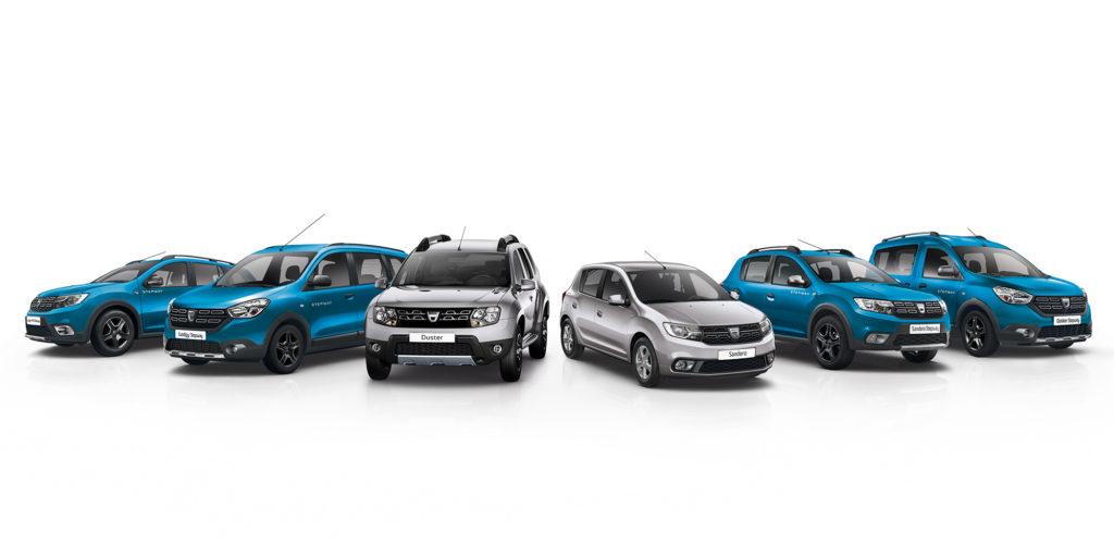 Ein Dacia für alle Fälle: Welcher Dacia Typ sind Sie?