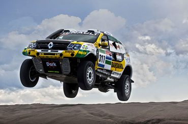 Rallye Dakar 2016: Beide Duster in den Top-20