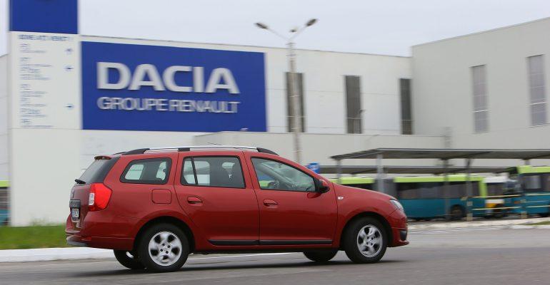 Die Dacia Qualität