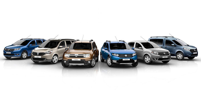 Dacia Modelle sind Spitze!