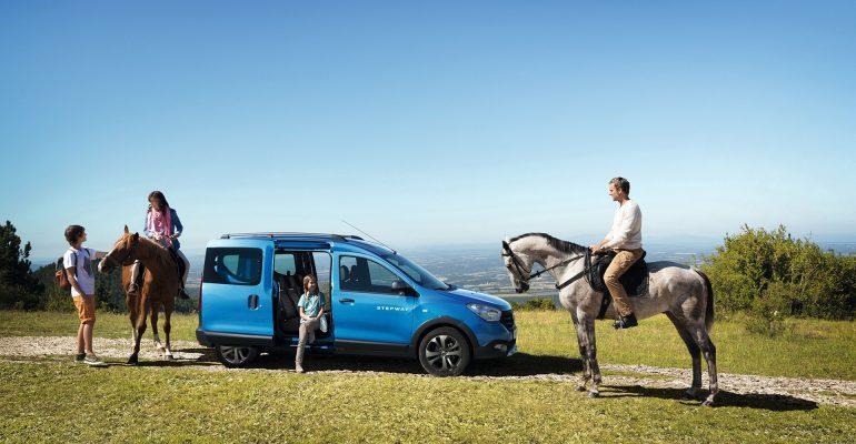Dacia Dokker Stepway überzeugt: Viel (Offroad-)Auto fürs Geld