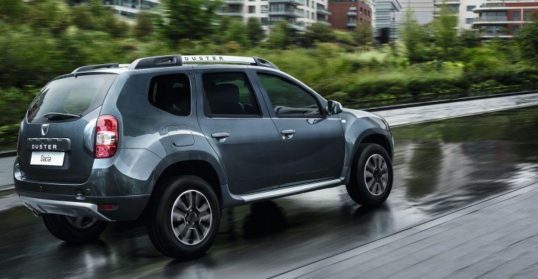 Sparsames Trio: Die effizienten Turbobenziner von Dacia