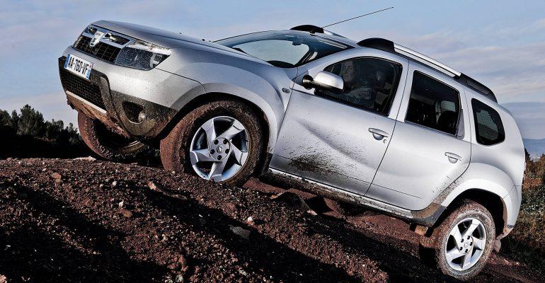 Dacia Duster im Test von Auto Motor und Sport