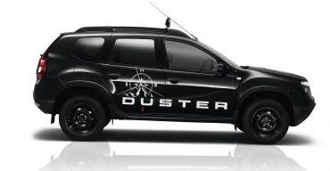 Sondermodell Dacia Duster Destination