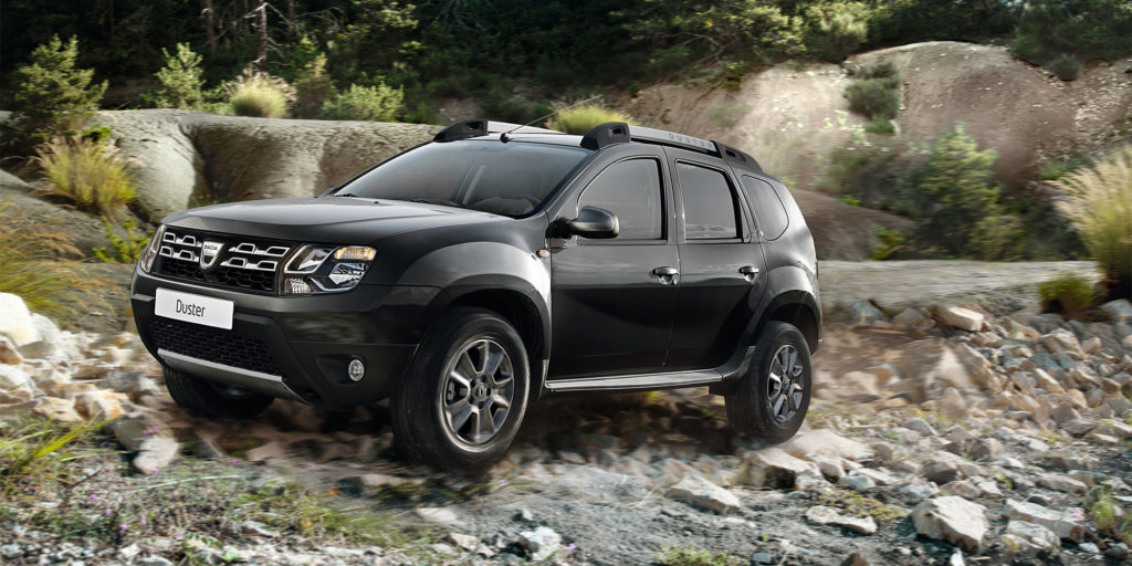 """Dacia Duster ist das """"Must-have"""""""