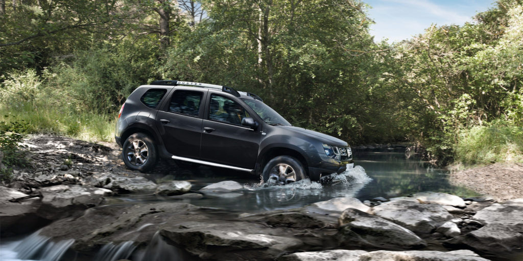 Dacia Duster im Test
