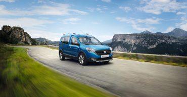 Kombivan trifft SUV-Design: Dacia Dokker Stepway