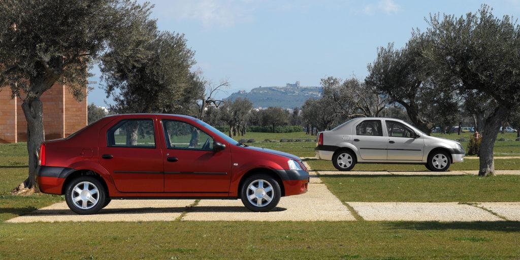 Happy Birthday: Der Dacia Logan wird 10