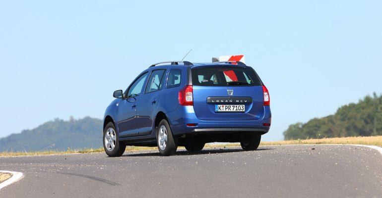 Verbrauch, Komfort, Sicherheit: Dacia Kunden testen Logan MCV