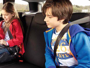 Sichere Kindersitz-Montage: ISOFIX bei Dacia serienmäßig