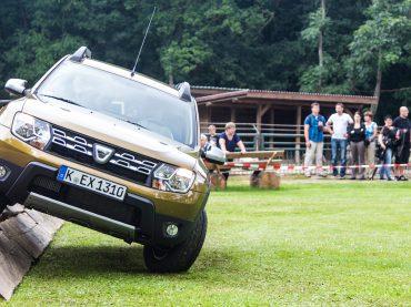Mehr als 5.000 Besucher beim Dacia Picknick