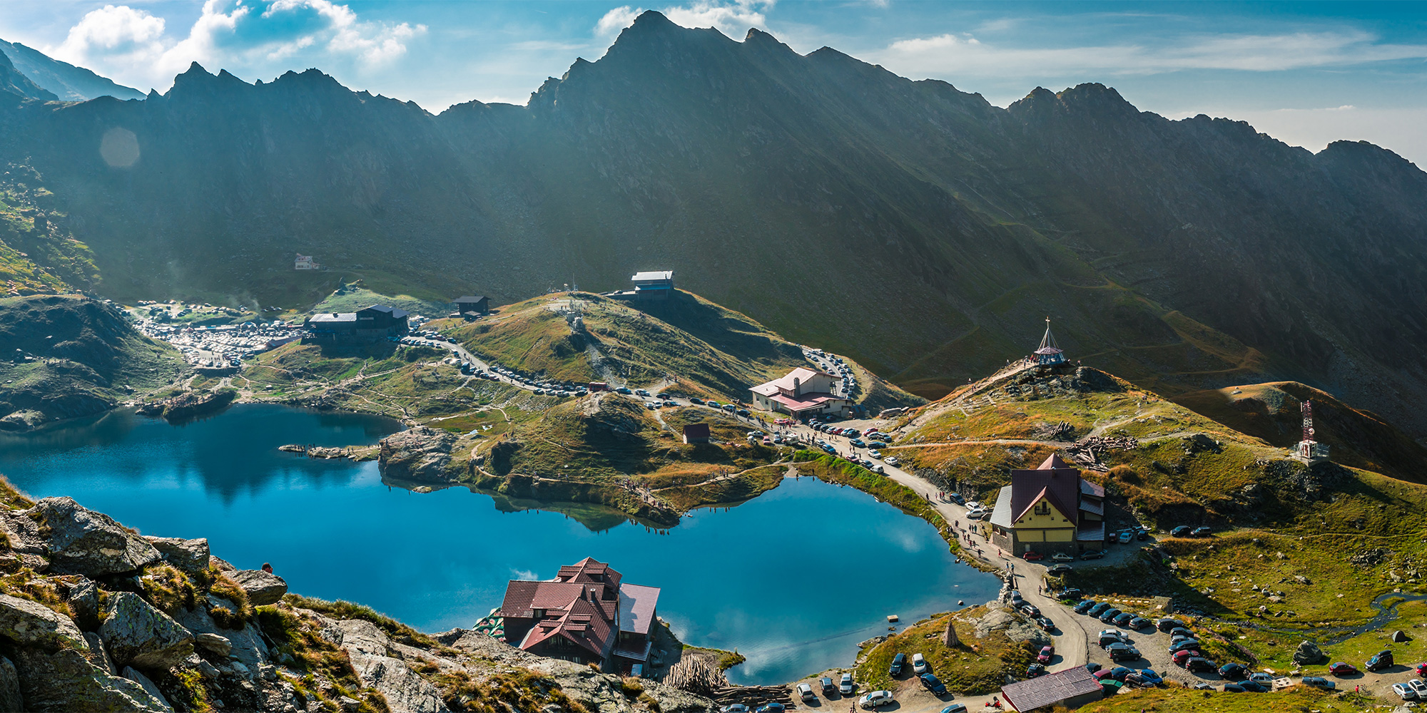 Die schönsten Straßen in Rumänien