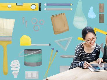 DIY – Do it yourself Handarbeit zur Selbstfindung
