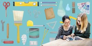 Fünf tolle Upcycling-Tipps, die bares Geld sparen