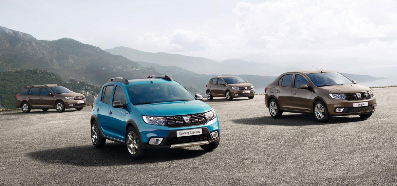Weltpremiere in Paris: Dacia enthüllt vier Neuheiten