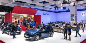 Von Paris hinaus in die Welt – die Neuheiten von Dacia