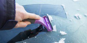 So bekommen Sie ihr Auto frostfrei!