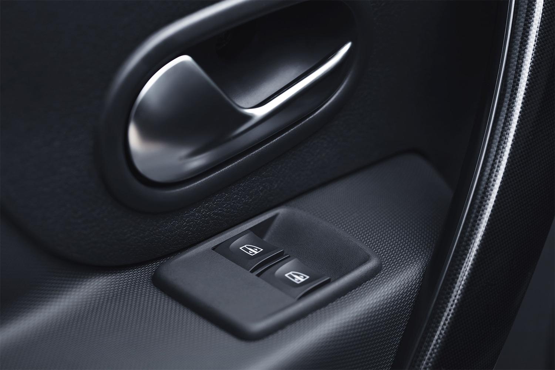 Dacia Sandero Innenraum Bedienelemente