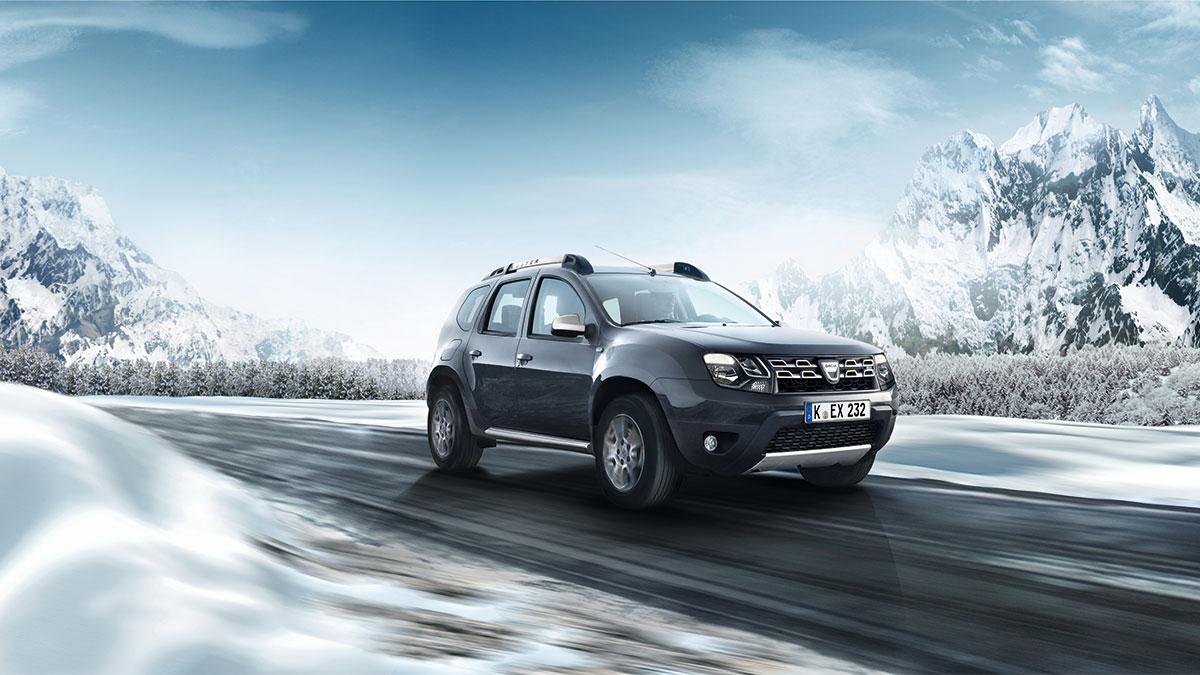 Dacia Duster: Deutschlands günstigster SUV