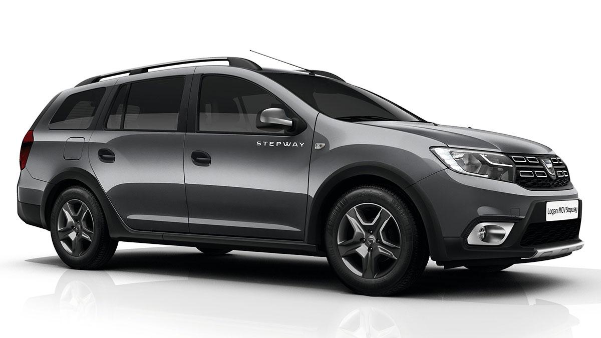 Logan MCV Stepway, Dacia, 2017