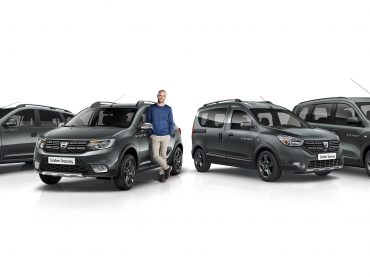 Neue Topausstattung Stepway Celebration: Alles an Bord