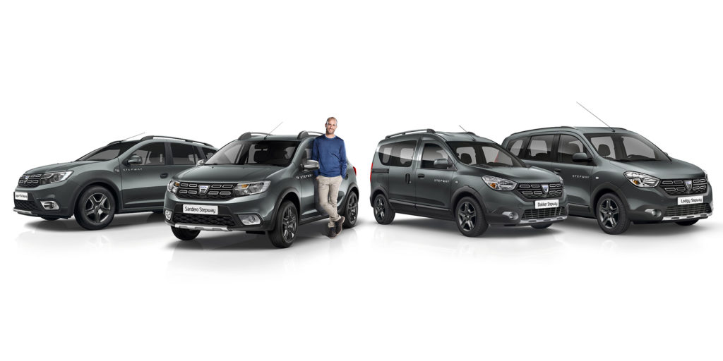 Stepway Celebration: Topausstattung zum Toppreis