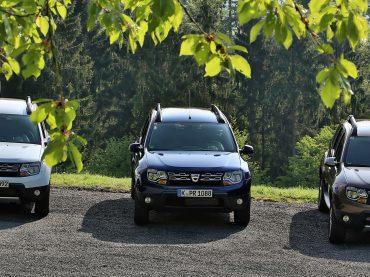 """""""Restwertriesen 2021"""": Dacia Duster und Sandero"""