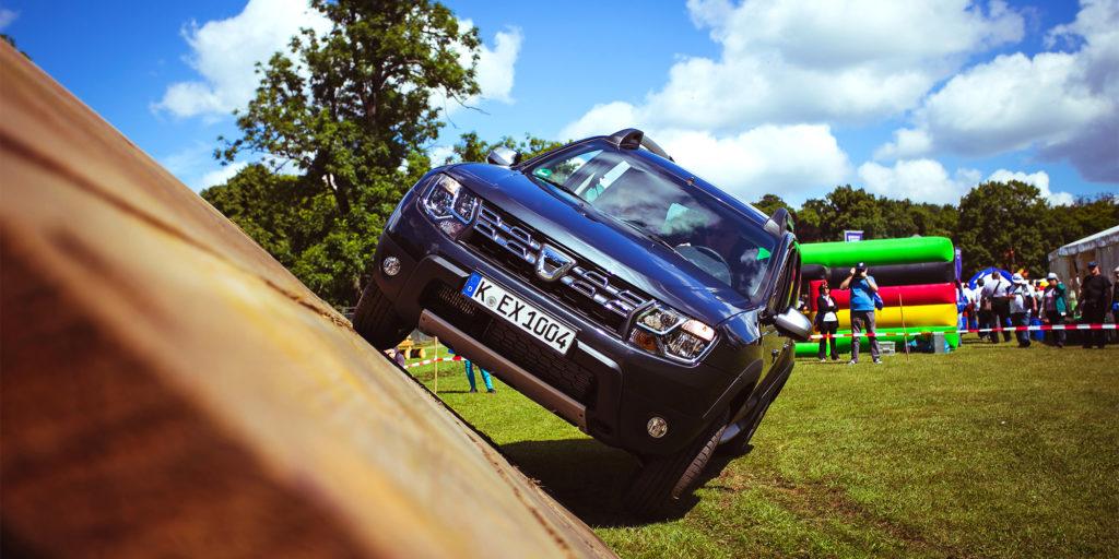 Willkommen zum Dacia Picknick 2017