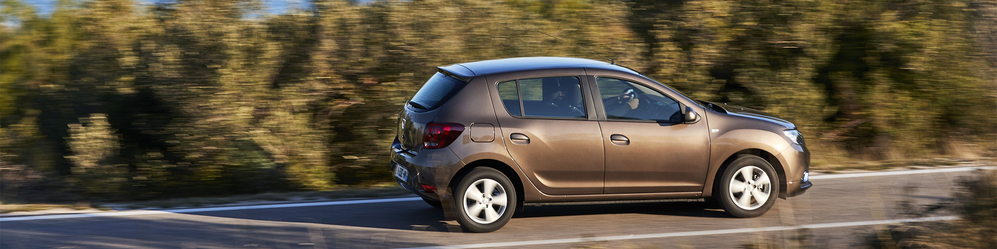 Riesiger Restwert: Dacia Duster und Sandero