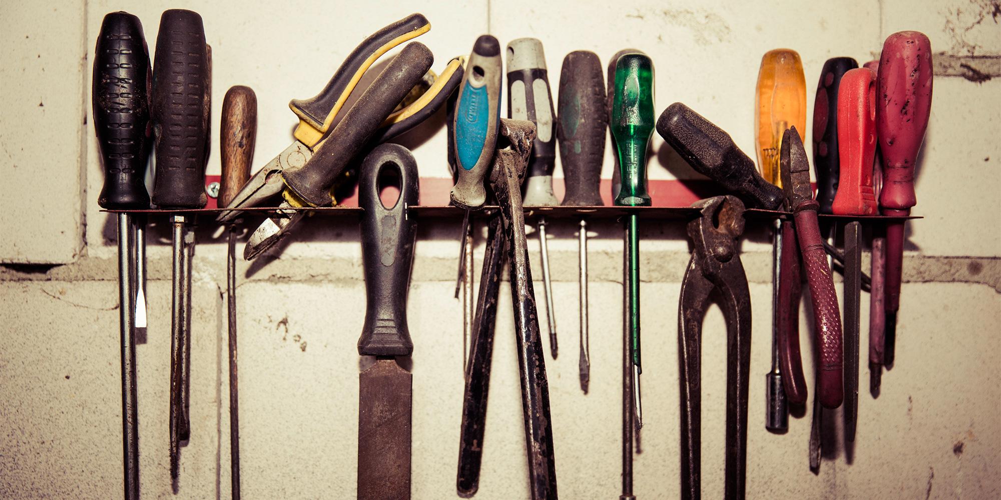 Repair Cafés: Schraubenzieher statt Schrottpresse