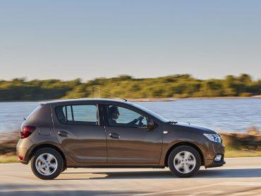 Rundum modernisierter Dacia Sandero im Pressecheck