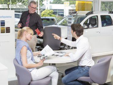 Farbe & Vielfalt: Auf diese Lackierungen fahren Dacia Kunden ab
