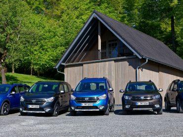 Zulassungen in Deutschland: Dacia knackt die halbe Million