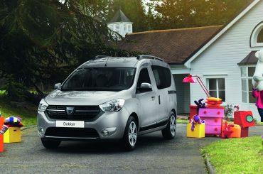 Auto Bild: Dokker bleibt bei voller Zuladung sicher