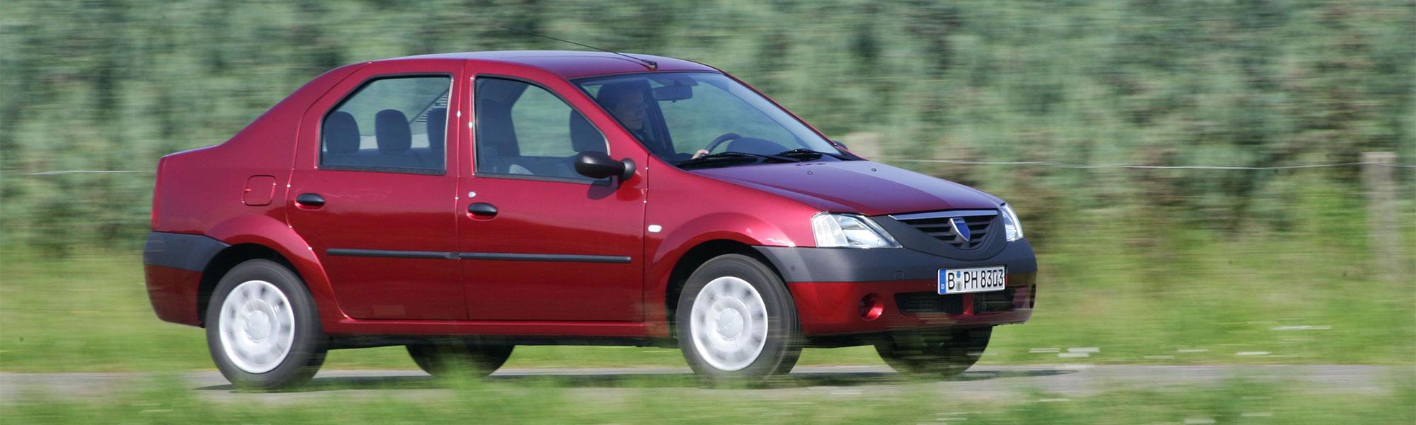 Am 17. Juni 2005 feiert der Dacia Logan sein vielbeachtetes Marktdebüt in Deutschland