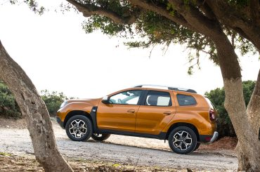 Rule, Britannia: Mehrere Awards für Dacia in Großbritannien
