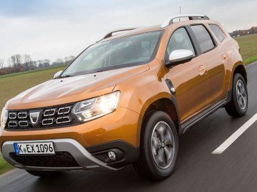 Auto Bild Leserumfrage: Dacia erobert Vierfachsieg