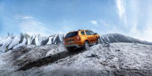 Spannendes Rennen auf Schnee: Duster düpiert die Konkurrenz