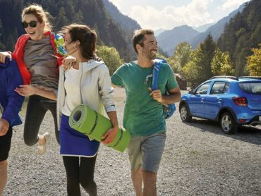 Frühlings-Ausflugstipps: mit Ihrem Dacia mehr erleben