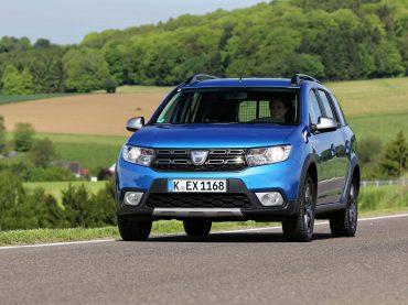 Vier Klassensiege für Dacia bei Auto Bild