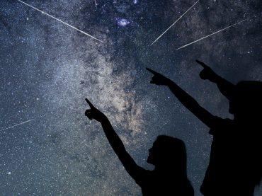 Die schönsten Sternschnuppen-Nächte erleben