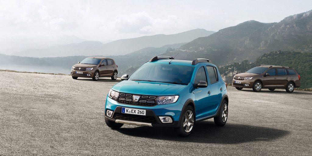 Jubilaeum: Der Dacia Sandero wird zehn