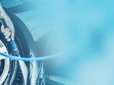 Saubere Sache: Autowäsche im Winter