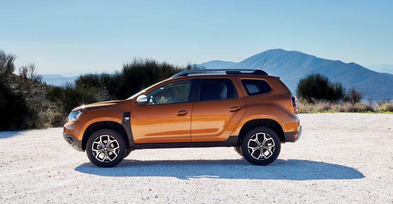 Dacia auf dem Pariser Salon: Neue Motoren, neue Konnektivität