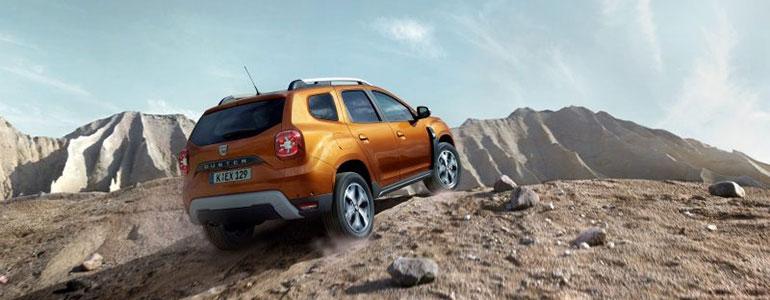 Dacia Duster gewinnt Vergleichstest