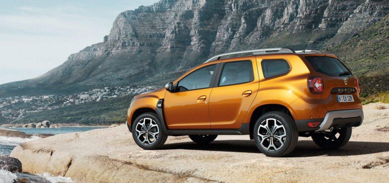 Dacia Duster siegt im Vergleichstest